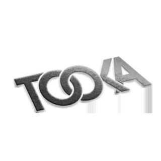 tooka logo design portfolio by vazirstudio.com 2008